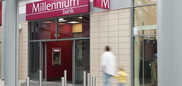 Bank Millennium: teraz biorąc pożyczkę gotówkową możesz potwierdzić dochód przez logowanie w innym banku
