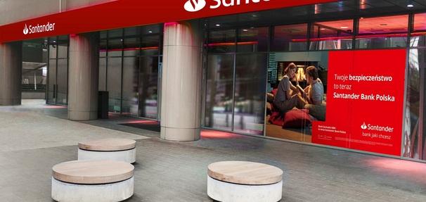 Będą wyższe opłaty dla klientów indywidualnych w Santander Bank Polska
