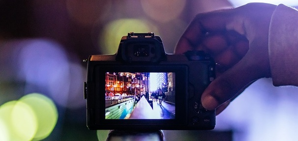 Canon EOS M50 mały aparat o dużych możliwościach